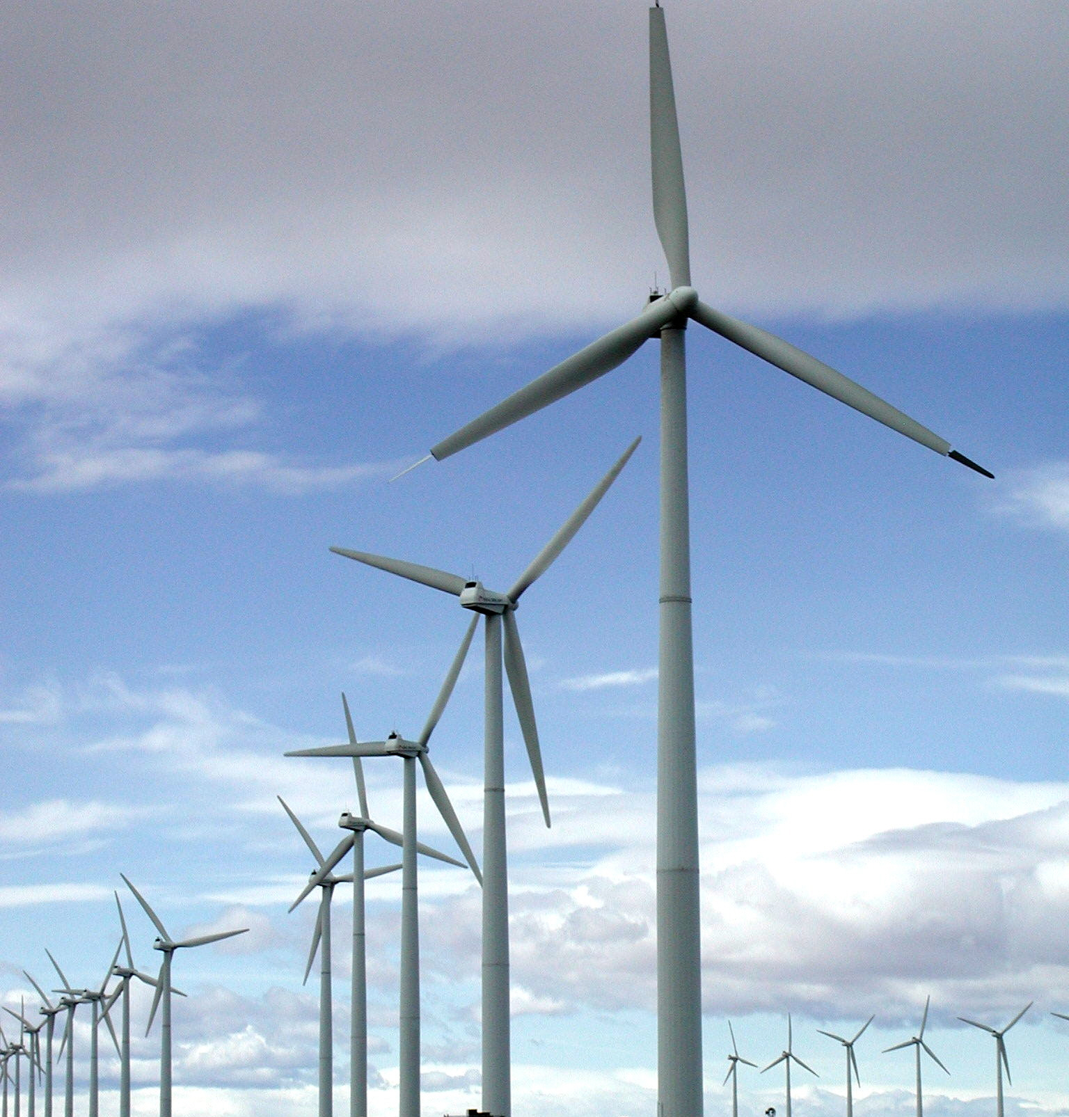 Wind Power Growing Rapidly In US