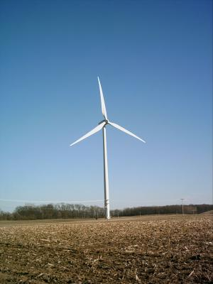wind turbine Bowling Green