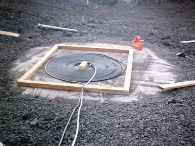solar thermal panel project hawaii