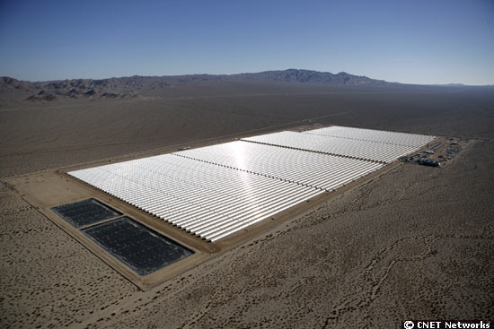 Nevada S Solar One Power Plant The Sietch Blog