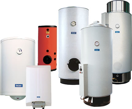 Top ten low cost ways to reduce energy use in your home for Domestic hot water heaters