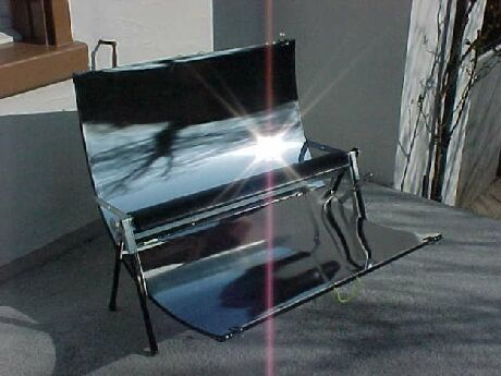 solar heated grill Shop our selection of solar heat, portable grills in the outdoors department at the home depot store finder  grill/smoker fuel type: solar heat.