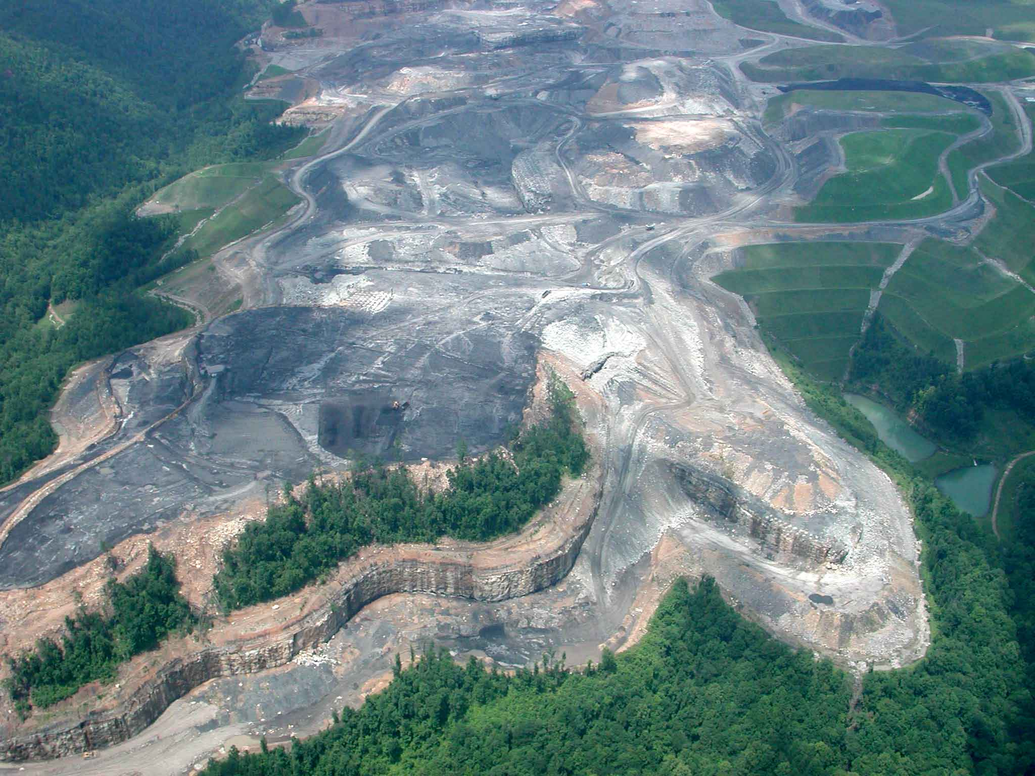 Ruling Threatens Streams Near Mountaintop Removal Coal