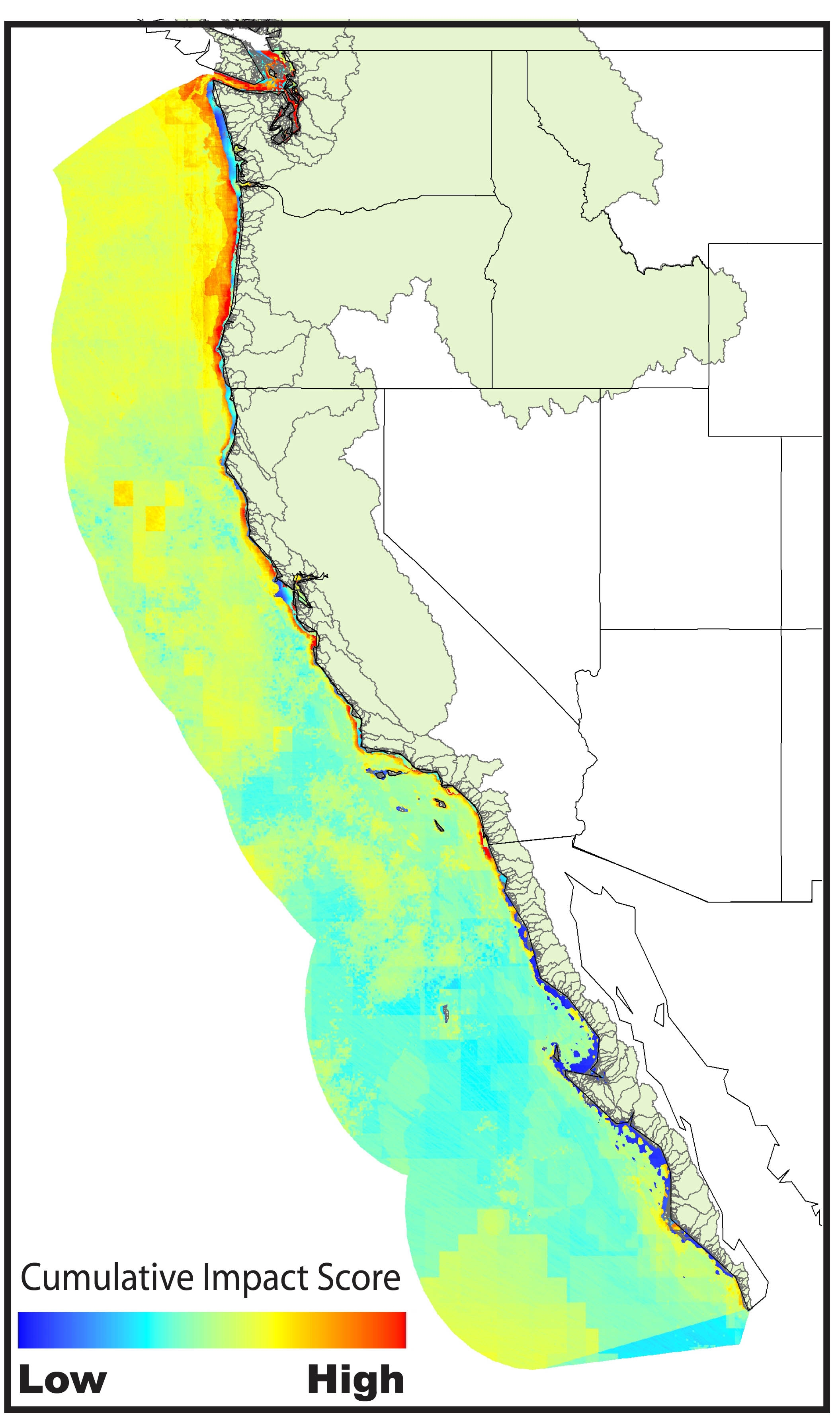 Image of: West Coast The Sietch Blog