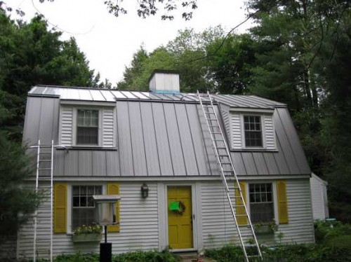 Standing Seam Roofing - Taking Metal Roofing To Another Level