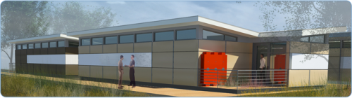 Sprout Modular Classroom ~ Green modular classrooms and portable school buildings
